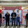 2014 Cumhuriyet Kupası Açık İkili Şampiyonası Sonuçlandı