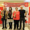 2014 Türkiye Karışık Takımlar Şampiyonası Sonuçlandı