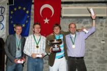9. Avrupa Şampiyon Kulüpler Kupası Sonuçlandı