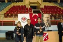 2011 Çukurova Açık İkili Şampiyonası Sonuçlandı
