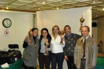 2011 Türkiye Bayanlar Takım Şampiyonası Sonuçlandı