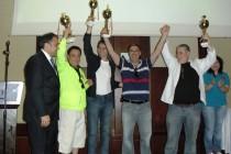 2011 Türkiye Açık Şampiyonaları Sonuçlandı
