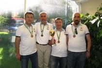 2011 Türkiye Kulüplerarası Şampiyonu Belli Oldu
