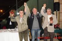 2011 Türkiye Seniorler İkili Şampiyonası Sonuçlandı