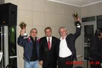 2012 Çukurova Açık İkili Şampiyonası Sonuçlandı