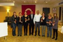 2012 Türkiye Kış Kadınlar Takım Şampiyonası Tamamlandı