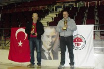 2012 Ankara Açık İkili Şampiyonası Sonuçlandı