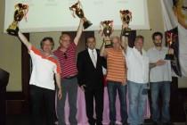 2012 Türkiye Açık Takımlar Şampiyonası Sonuçlandı