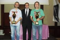 2012 Türkiye Güven Erkaya İkili Şampiyonası Sonuçlandı