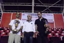 2012 Spor Toto Karadeniz Açık İkili Şampiyonası Sonuçlandı