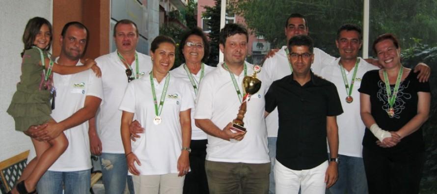 2012 Türkiye Kulüplerarası Şampiyonası