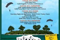 2. Geleneksel Gökçeada Nusret Bey Paraşüt Briç Festivali