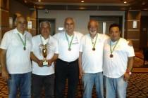 2012 Türkiye Kulüpler Arası Şampiyonası Sonuçlandı