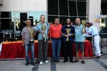 Mersin Briç Festivali Patton Takım Maçları Sonuçlandı