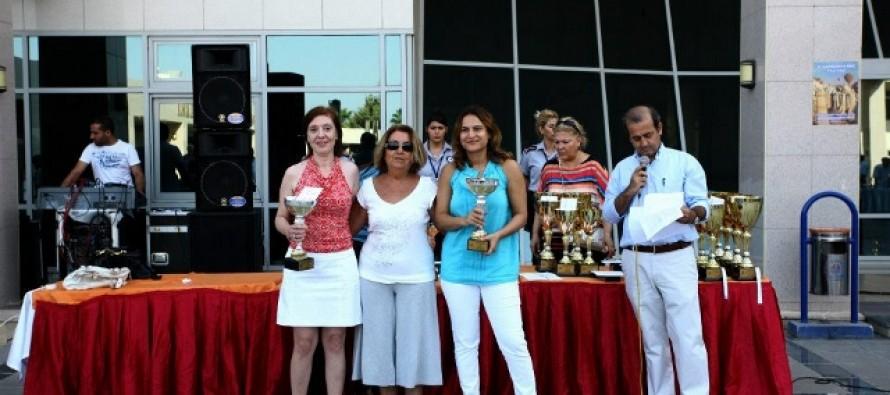 Mersin Briç Festivali Açık İkili Finali Sonuçlandı
