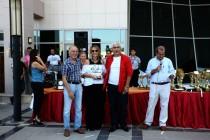 Mersin Briç Festivali Aves AŞ İkilisi Sonuçlandı