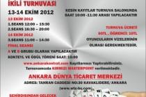 Ankara Kontrat Briç Kulübü Briç Festivali