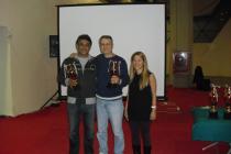 2012 Salvador Assael Ege Açık İkili Şampiyonası Sonuçlandı