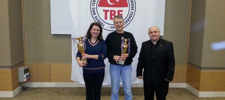 2012 Türkiye Karışık İkili Şampiyonası Sonuçlandı