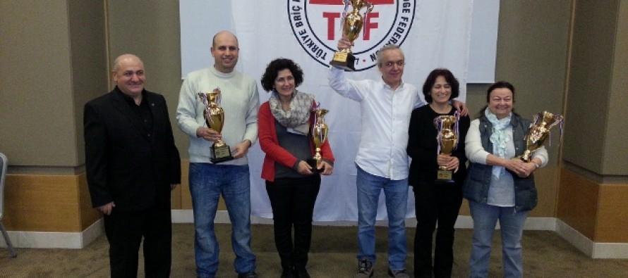 2012 Türkiye Karışık Takımlar Şampiyonası Sonuçlandı