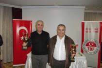 2013 Çukurova Açık İkili Şampiyonası Sonuçlandı