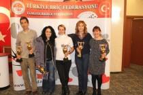 2013 Türkiye Kış Kadınlar Takım Şampiyonası Sonuçlandı