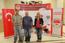 2013 Mehmet Kortay İstanbul Açık İkili Şampiyonası Sonuçlandı