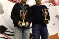 2013 Ankara Açık İkili Şampiyonası Sonuçlandı