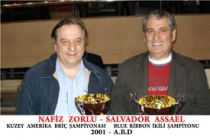 Salvador Assael Anısına Briç Festivali