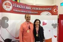 2013 Spor Toto Karadeniz Açık İkili Şampiyonası Sonuçlandı