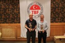 2013 Trakya Açık İkili Şampiyonası Sonuçlandı
