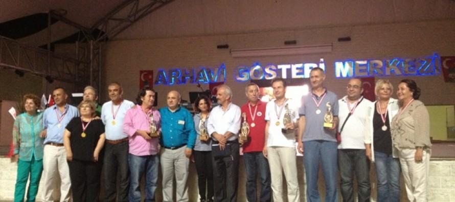 8. Arhavi Briç Turnuvası Sonuçlandı