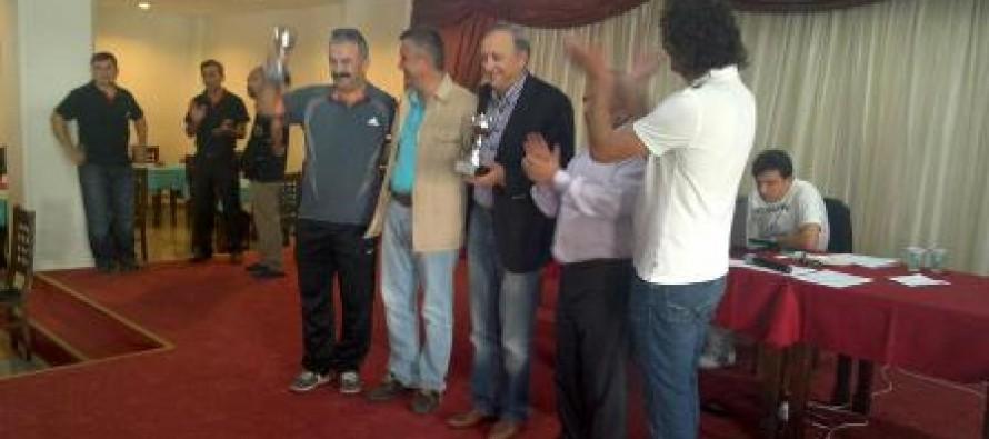 Akçakoca Belediyesi 7. Palamut Briç Turnuvası Sonuçlandı