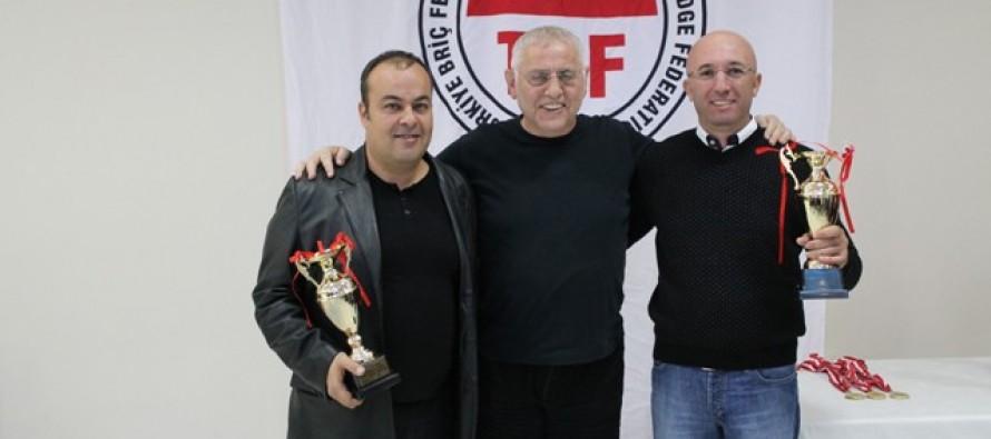 2013 Doğu, Güneydoğu Anadolu Açık İkili Şampiyonası Sonuçlandı