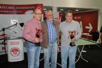 2013 Salvador Assael Ege Açık İkili Şampiyonası Sonuçlandı