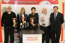 2013 Türkiye Karışık Takımlar Şampiyonası Sonuçlandı