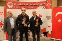 2013 Türkiye Senyör İkili Şampiyonası Sonuçlandı