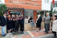 Mersin Briç Spor Kulübü Yeni Hizmet Binasına Kavuştu