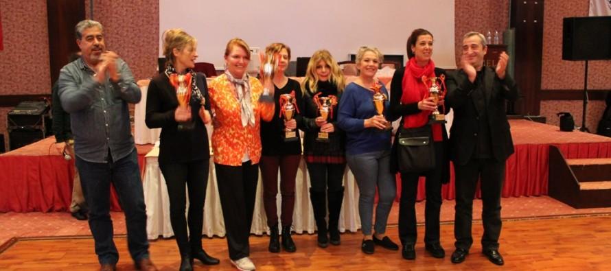 2014 Türkiye Kış Kadınlar Takım Şampiyonası Sonuçlandı