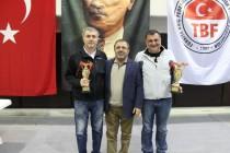 2014 Çukurova Açık İkili Şampiyonası Sonuçlandı
