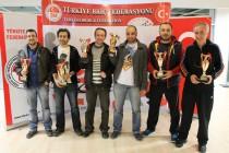 2014 Türkiye Kış Açık Takımlar Şampiyonası Sonuçlandı