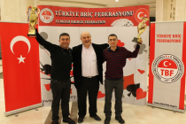 2014 Mehmet Kortay İstanbul Açık İkili Şampiyonası Sonuçlandı
