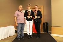 2014 Türkiye Kadın İkili Şampiyonası Sonuçlandı