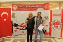 2014 Türkiye Karışık İkili Şampiyonası Sonuçlandı