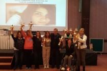 Özgecan Aslan 2015 Türkiye Kış Kadınlar Takım Şampiyonası Sonuçlandı