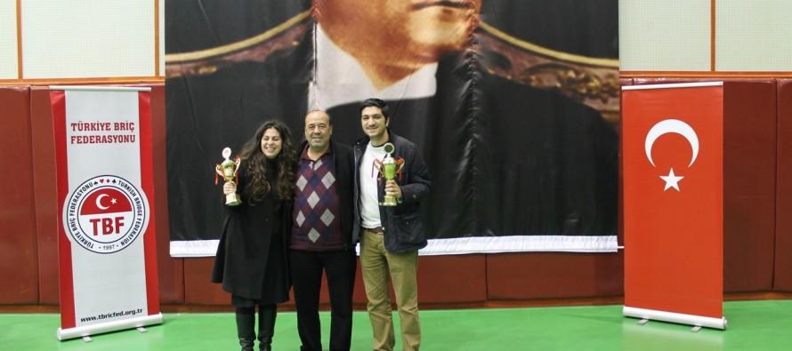 2015 Doğu Akdeniz Açık İkili Şampiyonası Adana'da Yapıldı
