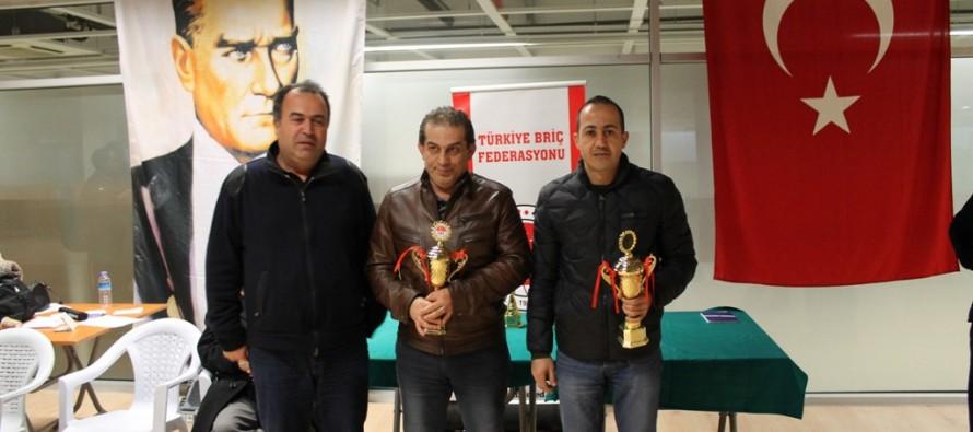 2015 Güney Marmara Açık İkili Şampiyonası Sonuçlandı