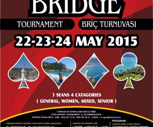 Alanya Açık İkili Briç Turnuvası