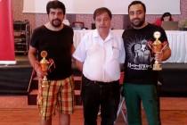 2015 Batı Akdeniz Açık İkili Briç Şampiyonası Sonuçlandı