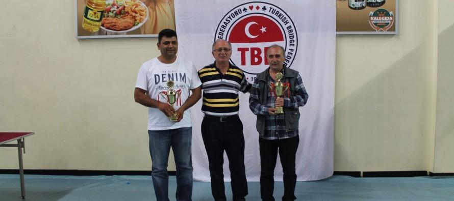 2015 Trakya Açık İkili Briç Şampiyonası Sonuçlandı